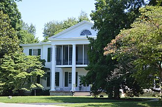 National Register of Historic Places listings in Nelson County, Kentucky - Image: Beechwold in Bardstown