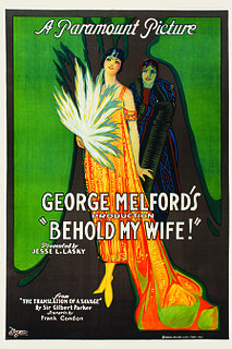 <i>Behold My Wife!</i> (1920 film) 1920 film by George Melford