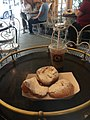 Beignets and iced coffee at Cafe Beignet in New Orleans.jpg