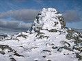 Beinn a' Chuallaich summit cairn - geograph.org.uk - 734508.jpg