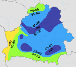 Belarus - average precipitation (July).png