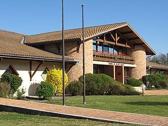 Belin-Béliet - Town hall