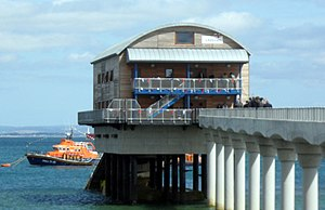 Bembridge - Image: Bembridge Lifeboat Station 2011