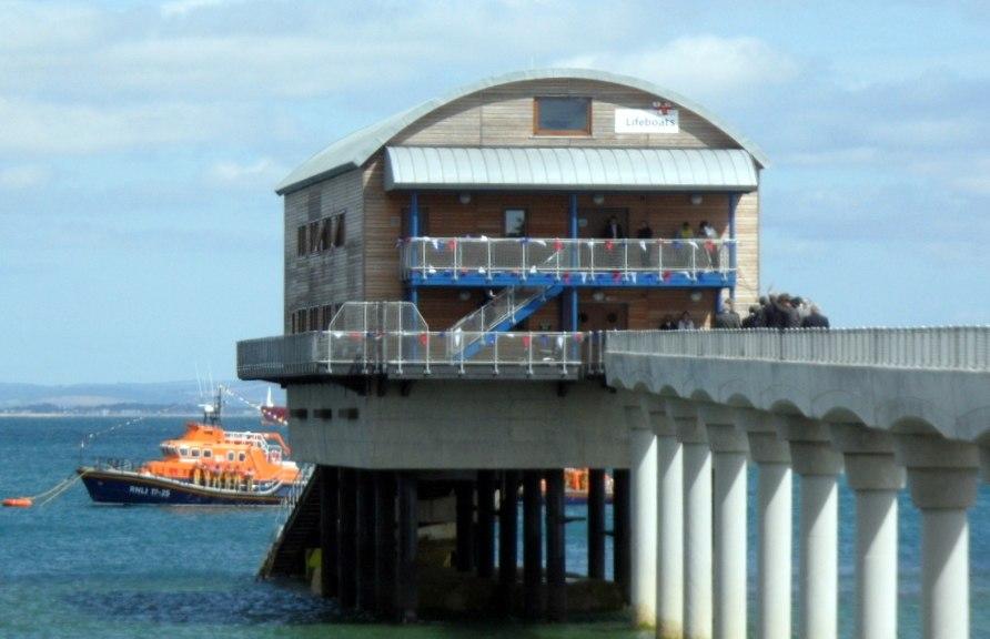 Bembridge Lifeboat Station 2011