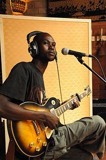 Ben Zabo Malian musician
