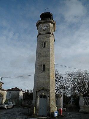 Benon - Clock tower