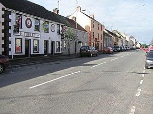 Beragh - Image: Beragh County Tyrone geograph.org.uk 55621