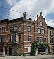 Berchem, Waterloostraat 65 (links) en Guldenvliesstraat 60 (rechts) - Oeuvre van architect Jozef Baeckelmans.jpg