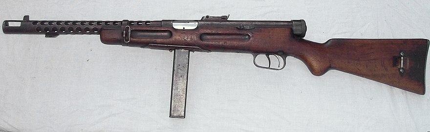 Submachine gun - The Reader Wiki, Reader View of Wikipedia