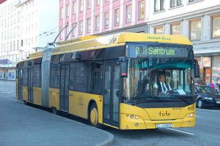 Tide (transportation company) Norwegian public transport company