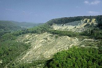 Mössingen - Mössingen Landslide