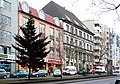 Berlin-Gesundbrunnen, Badstraße, eastern part.JPG