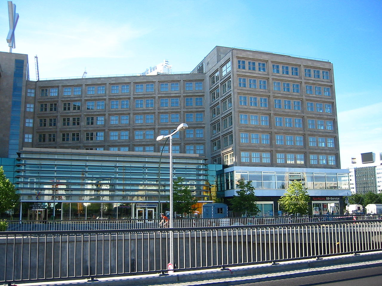 H Berlin Alexanderplatz Hotel