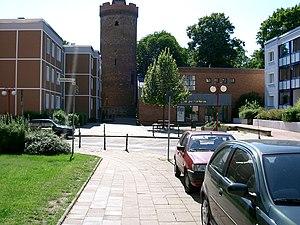 Bernau bei Berlin - Image: Bernau bei Berlin Pulverturm
