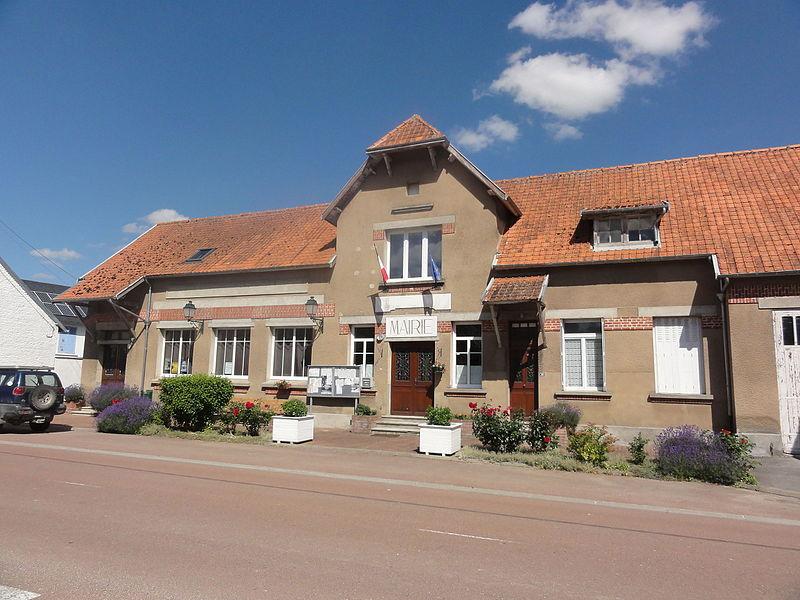 Berrieux (Aisne) mairie