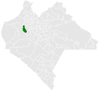 Berriozábal Municipality in Chiapas, Mexico