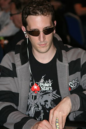Bertrand Grospellier - Grospellier at the EPT Grand Final in Monte Carlo in April 2008