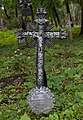 Besko, cerkwisko krzyż.jpg