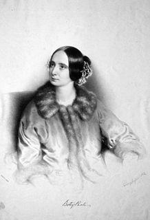 Betty Paoli Austrian author