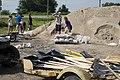 Beverly and Farley communities fill sandbags June 20, 2011 (5854331449).jpg