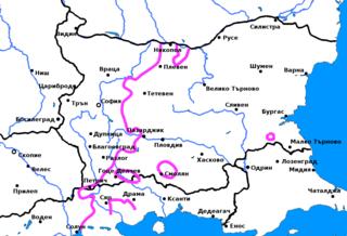 Balkan dialects of Bulgarian
