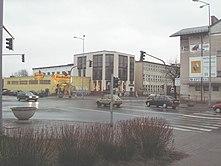 Skrzyżowanie ulic Lubelskiej i Kościuszki