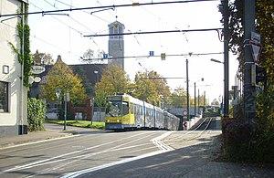 Bielefeld Stadtbahn - Image: Bielefeld M8D 0810
