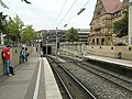 Bielefeld - Stadtbahn - Haltestelle Rathaus (7859666316).jpg