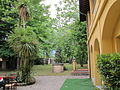 Bientina, palazzo pancani, giardino 01.JPG