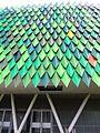 Bilbao - Barrio de Miribilla, Pabellón de Deportes Bilbao Arena 5.jpg