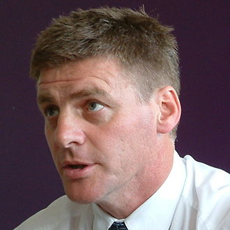 Bill English - English in February 2005