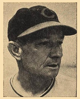 Bill McKechnie - McKechnie as Reds manager