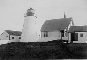 Bird Island Light - Image: Bird Island Light (Plymouth County, Massachusetts)