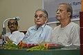 Biswatosh Sengupta - Shyamal Kumar Sen - Ramananda Bandyopadhyay - Benu Sen Memorial Lecture - Kolkata 2014-05-26 4868.JPG