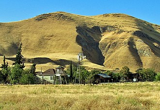 National Register of Historic Places listings in Contra Costa County, California - Image: Black Diamond Mines (Antioch, CA)