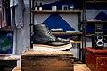 Black boot in a store (Unsplash).jpg