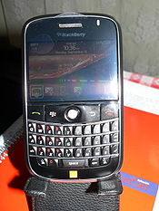 Blackberry bold orange romania.jpg