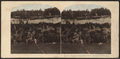 Blondin's Tight Rope Feat - Crossing the Niagara, from Robert N. Dennis collection of stereoscopic views.png