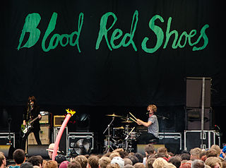 Blood Red Shoes band