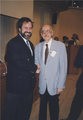 Bob Shprintzen and Angelo DiGeorge in Rome 2002.png