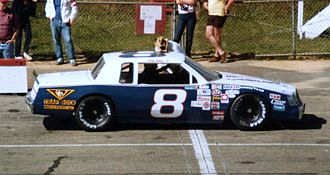 Stavola Brothers Racing - Bobby Hillin, Jr. in 1984