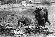 Bodo League massacre near Daegu