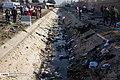 Boeing 737-800 crashed near Imam Khomeini international airport 2020-01-08 22.jpg