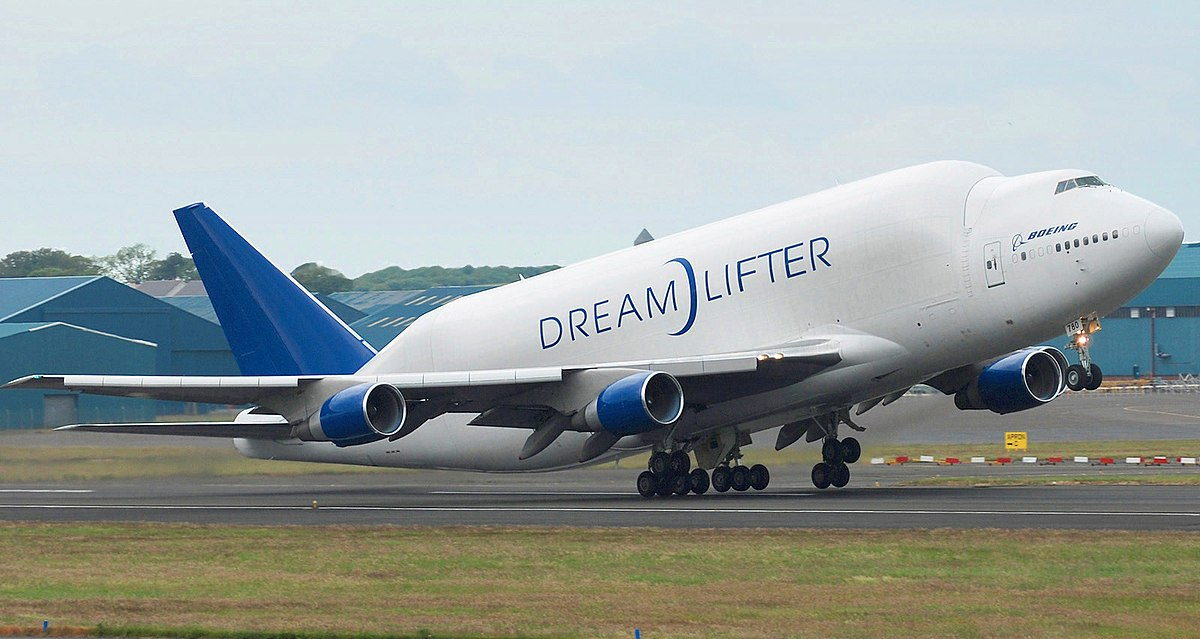Dream Catcher Airplane Boeing Dreamlifter Wikipedia 5