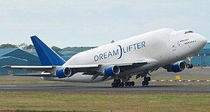 Boeing Dreamlifter - Boeing 747-400 LCF Dreamlifter