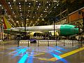 Boeing 767 Everett, Washington production line.jpg