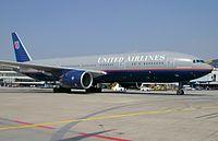 N204UA - B772 - United Airlines