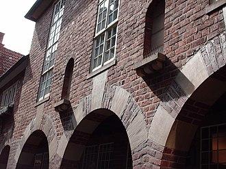 St Petrus House - Image: Boettcherstr image 0010