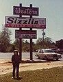 Bogalusa Louisiana Easter 1983 - Christ is Risen BBQ Ribs.jpg
