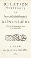 Bok om drottning Kristina, 1687 - Skoklosters slott - 91432.tif